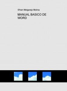MANUAL BASICO DE WORD