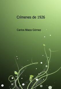 Crímenes de 1926