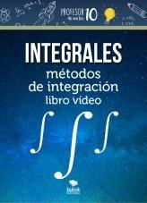 Libro Integrales métodos de integración libro vídeo, autor Sergio Barrio