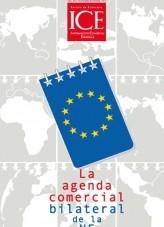 Libro Revista de Economía. Información Comercial Española (ICE). Núm 875 La agenda comercial bilateral de la UE, autor Ministerio de Economía y Empresa