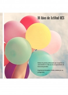 10 Años de Actitud OES