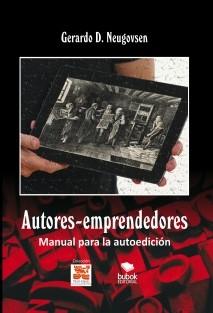 Autores-emprendedores, Manual para la autoedición