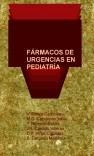 FÁRMACOS DE URGENCIAS EN PEDIATRÍA