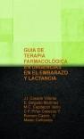 GUIA DE TERAPIA FARMACOLÓGICA EN URGENCIAS  EN EL EMBARAZO Y LACTANCIA