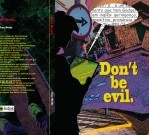 Libro Dont Be evil., autor fredigital
