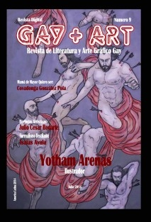Gay+Art nº9 (revista de literatura y arte gráfico gay)