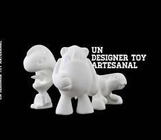 Catálogo de la exposición Un Designer Toy Artesanal eBook