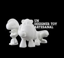Catálogo de la exposición Un Designer Toy Artesanal