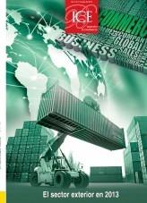 Libro Boletín Económico. Información Comercial Española (ICE). Núm. 3053 El sector exterior en 2013, autor Ministerio de Economía y Empresa
