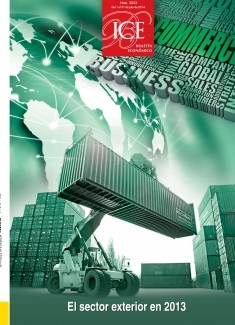 Boletín Económico. Información Comercial Española (ICE). Núm. 3053 El sector exterior en 2013