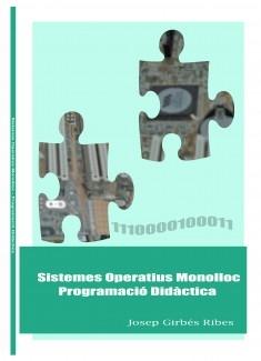 Sistemes Operatius Monolloc - Programació Didàctica