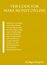 The Code For Make Money Online