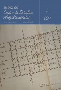 Boletín del CEN nº 3 (agosto de 2014)