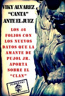"""Viky Alvarez """"canta"""" ante el juez"""