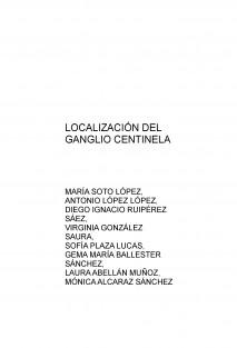 LOCALIZACIÓN DEL GANGLIO CENTINELA
