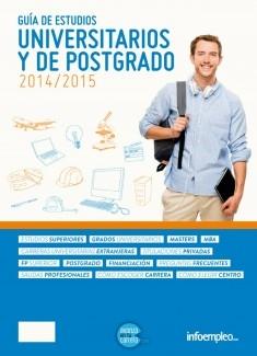 Guía de Estudios Universitarios y de Postgrado 2014-2015