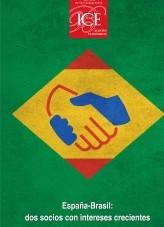 Libro Boletín Económico. Información Comercial Española (ICE). Núm.3054 España-Brasil: dos socios con intereses crecientes, autor Ministerio de Economía y Empresa