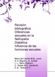 Revisión bibliográfica: Diferencias sexuales en la Nefropatía Diabética: Influencia de las hormonas sexuales