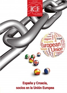 Boletín Económico. Información Comercial Española (ICE). Núm. 3055                España y Croacia, socios en la Unión Europea