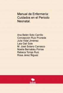 Manual de Enfermería: Cuidados en el Periodo Neonatal.