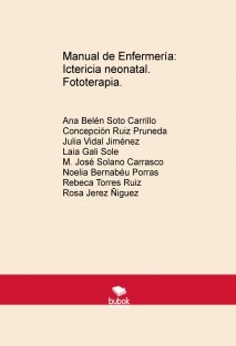 Manual de Enfermería: Ictericia neonatal. Fototerapia.