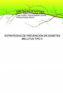 ESTRATEGIAS DE PREVENCIÓN EN DIABETES MELLITUS TIPO II