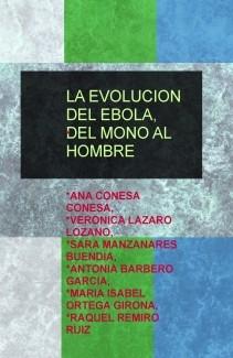 LA EVOLUCION DEL EBOLA, DEL MONO AL HOMBRE