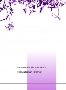 veracidad en internet