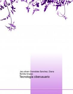 Tecnología ciberusuario
