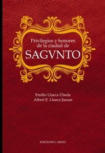 Privilegios y Honores de la Ciudad de Sagunto