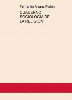 CUADERNO: SOCIOLOGIA DE LA RELIGIÓN