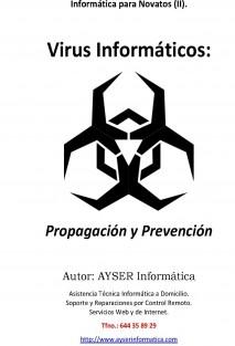 Virus Informáticos: Propagación y prevención