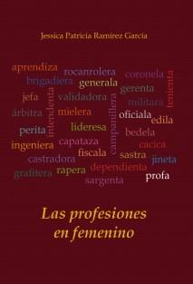 Las profesiones en femenino
