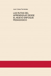 LAS RUTAS DEL APRENDIZAJE DESDE EL NUEVO ENFOQUE PEDAGOGICO
