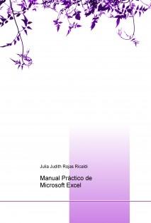 Manual Práctico de Microsoft Excel