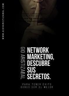Descubre los secretos del network marketing