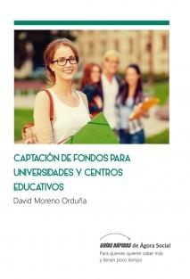 Captación de fondos para universidades y centros educativos