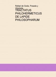 TRACTATUS PHILOHERMETICUS DE LAPIDE PHILOSOPHARUM