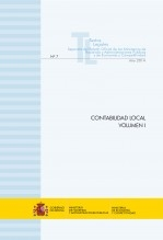 "TEXTO LEGAL Nº 7/2014 ""CONTABILIDAD LOCAL"" (Actualización junio 2014) Volumen I"