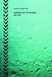 """Adelanto de """"El llamado del mar"""""""