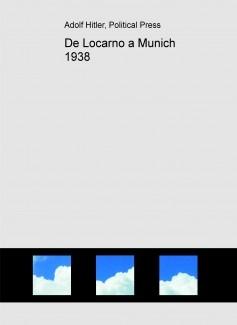 De Locarno a Munich 1938