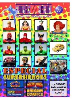 REVISTA FIGURAS EN ACCIÓN Nr. 11 - DICIEMBRE 2014