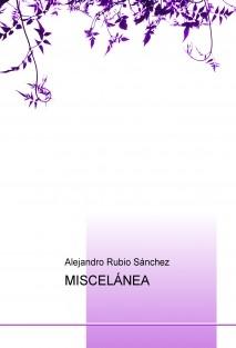 MISCELÁNEA