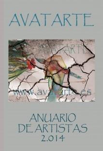 AVATARTE - ANUARIO DE ARTISTAS 2.014