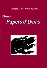 Papers d'Ovnis, número 1.