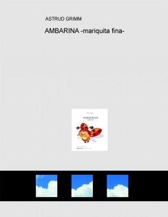AMBARINA -mariquita fina-