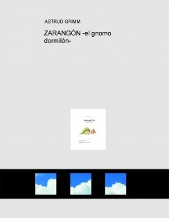ZARANGÓN -el gnomo dormilón-