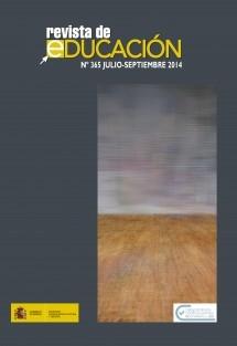 Revista de educación nº 365. Julio - Septiembre 2014