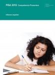 PISA 2012. Competencia financiera. Informe español