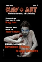 Gay+Art 12 (Revista de Literatura y Arte Gráfico Gay)